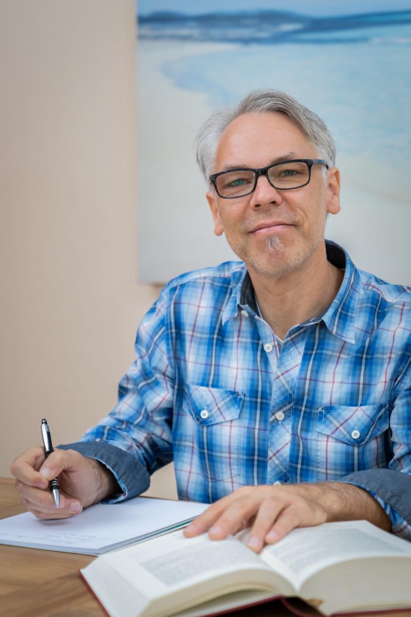 Über Bruno Becker - Osteopathie für Schwanger, Kinder und Babys