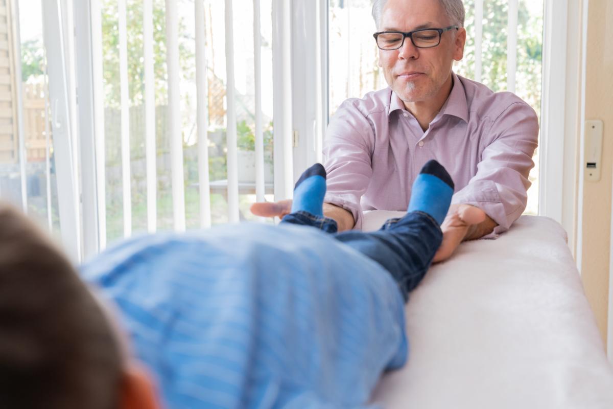 Osteopathische Behandlung Bruno Becker Kraichgau